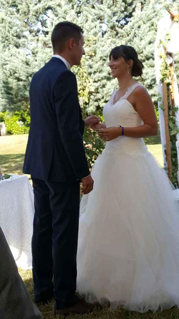 Mon mariage - journée du 19/08 - 5