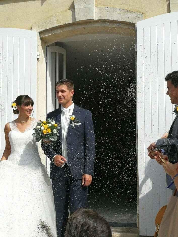 Mon mariage - journée du 19/08 - 6