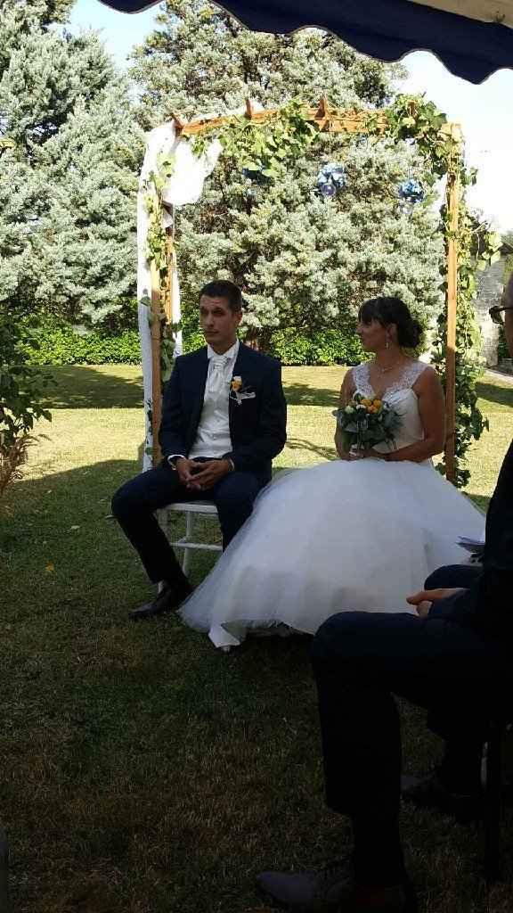 Mon mariage - journée du 19/08 - 7
