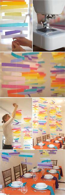 Mobiles color s suspendre d coration forum for Decoration a suspendre