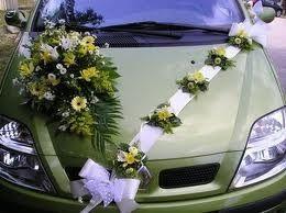 Décorations voiture - Organisation du mariage - Forum Mariages.net