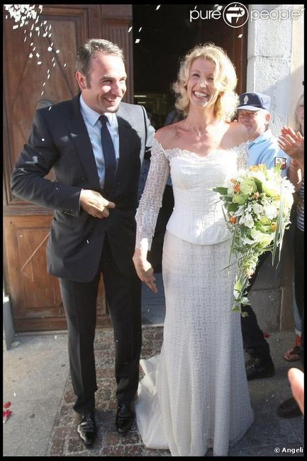 Mariage jean dujardin et alexandra lamy mariages for Jean dujardin et ses enfants