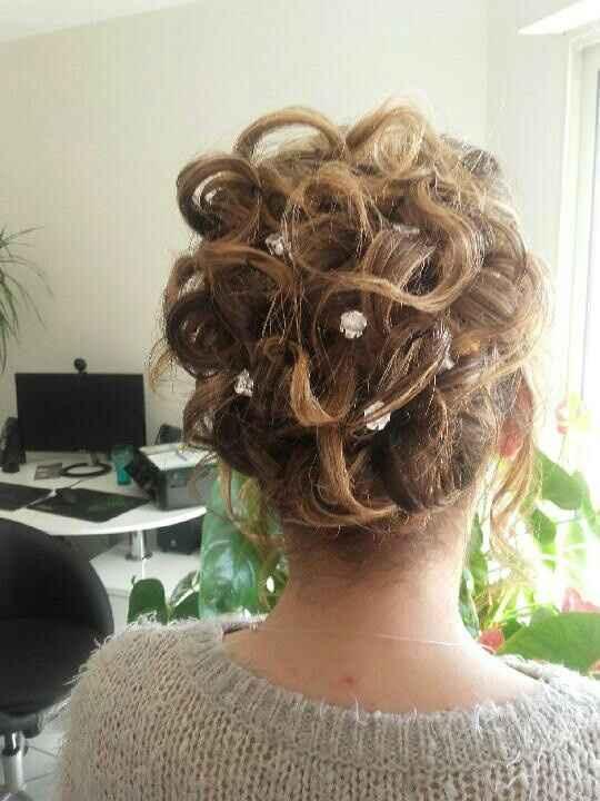 Avez-vous trouvé votre coiffure du premier coup? - 1
