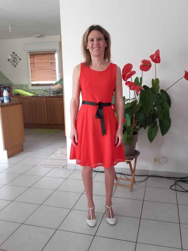 robe du lendemain