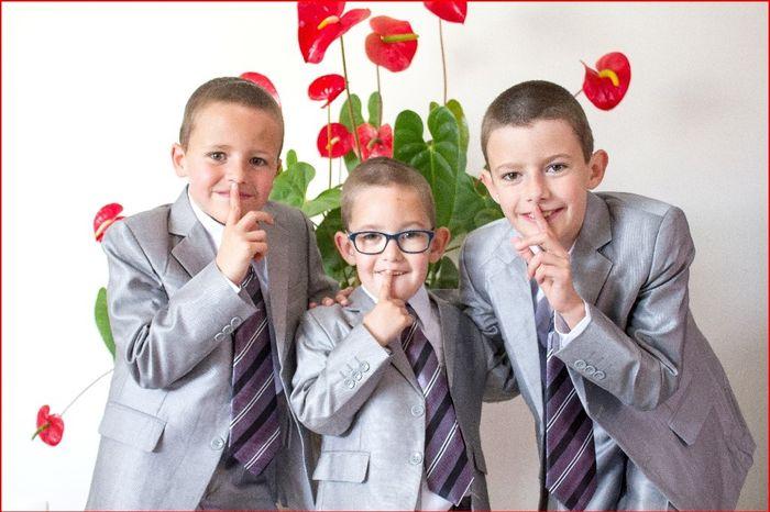 mes 3 garçons