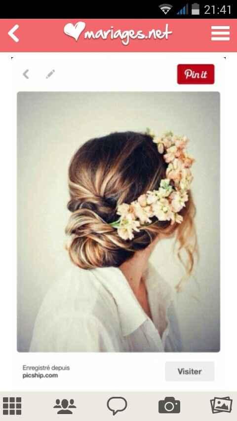 """Des idées coiffure """"champêtre"""" pour cheveux très longs? - 2"""