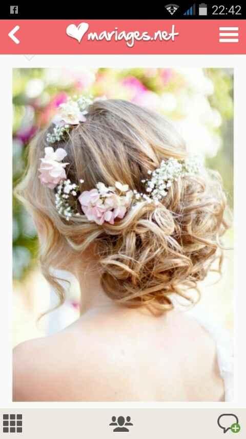 """Des idées coiffure """"champêtre"""" pour cheveux très longs? - 3"""