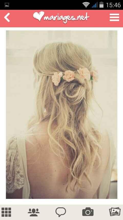 """Des idées coiffure """"champêtre"""" pour cheveux très longs? - 4"""
