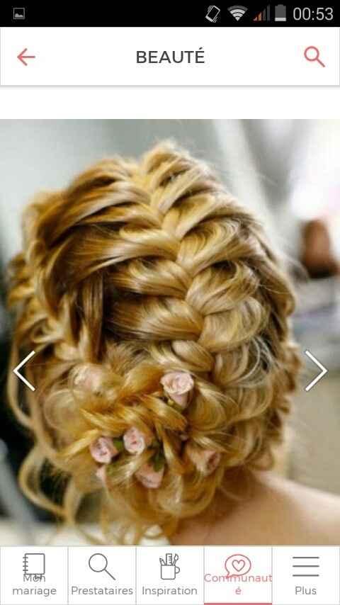 """Des idées coiffure """"champêtre"""" pour cheveux très longs? - 7"""