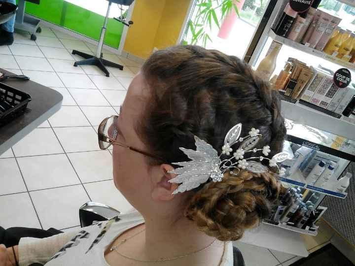 Votre avis sur mon essai coiffure. - 1