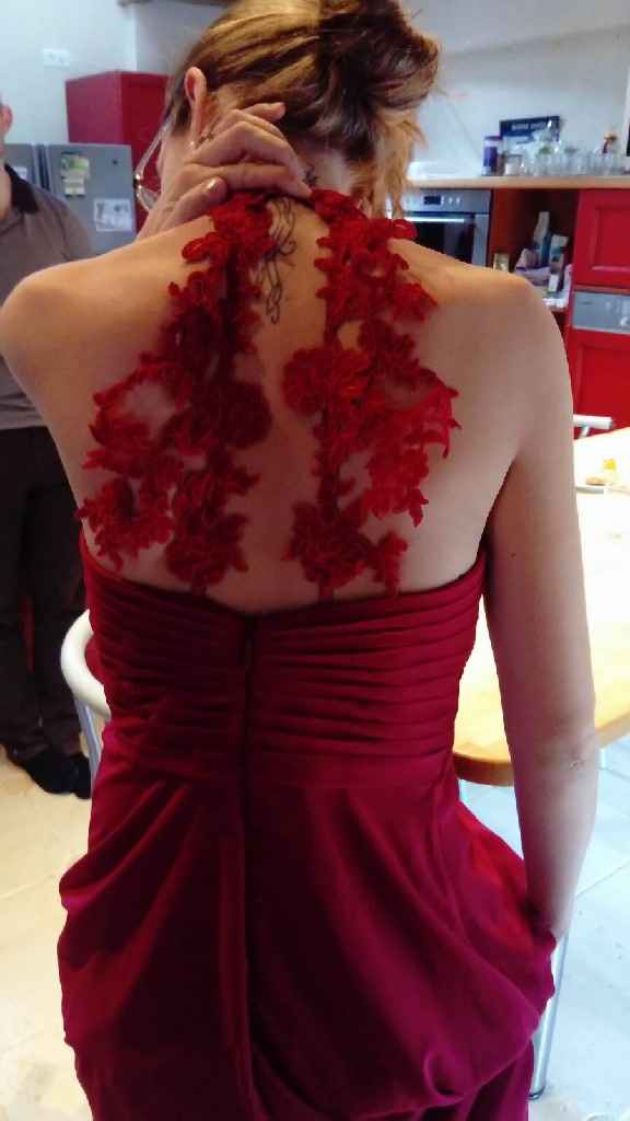 Robes demoiselles d'honneur Jjshouse - 6