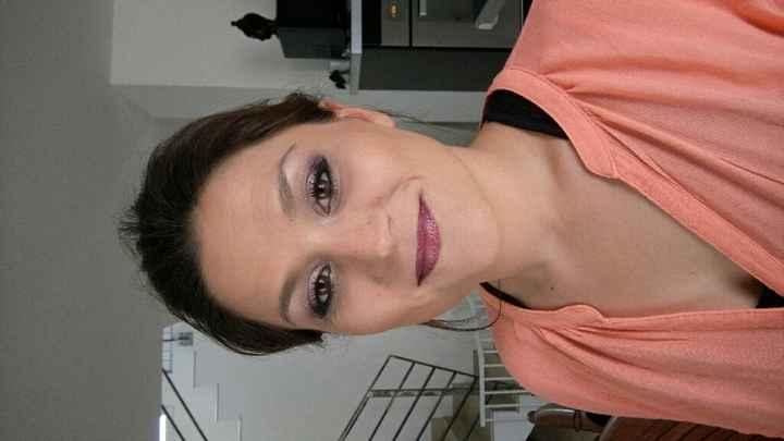 Mon essaie maquillage jadoooore lol - 4