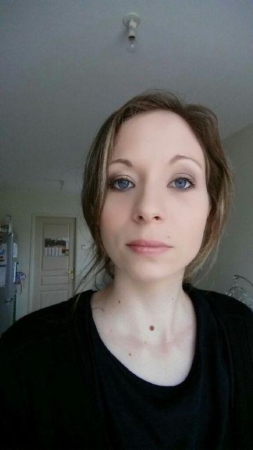 Mon maquillage - 1