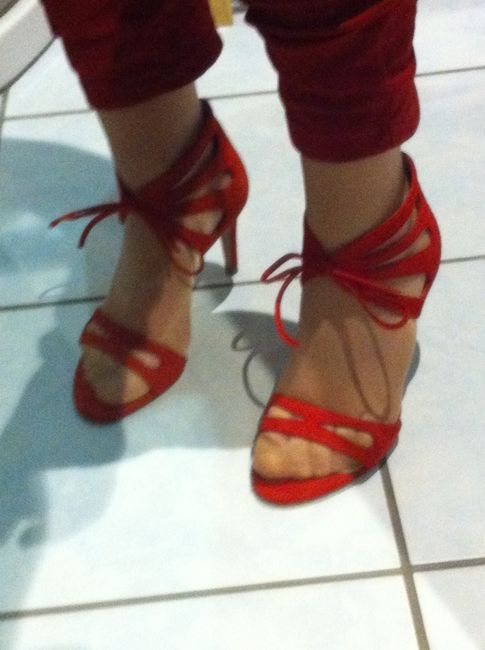 J'ai enfin mes chaussures ! - 1