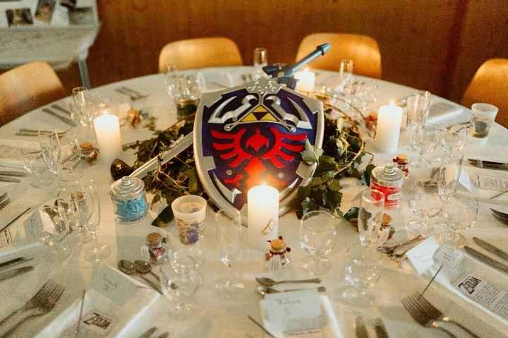 Notre décoration Multi-univers/geek - Le grand final ! - 1