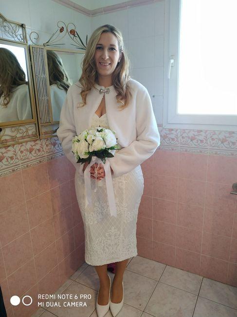 Question mariage civile robe 5