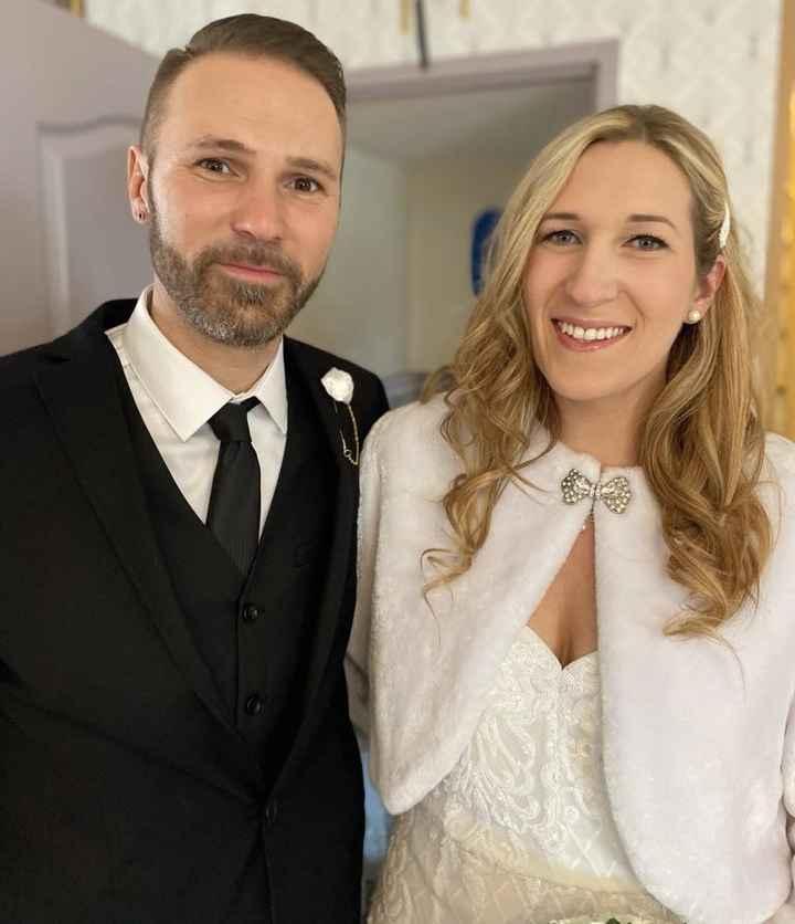 Nous nous marions le 9 Janvier 2021 - Bouches-du-rhône - 2