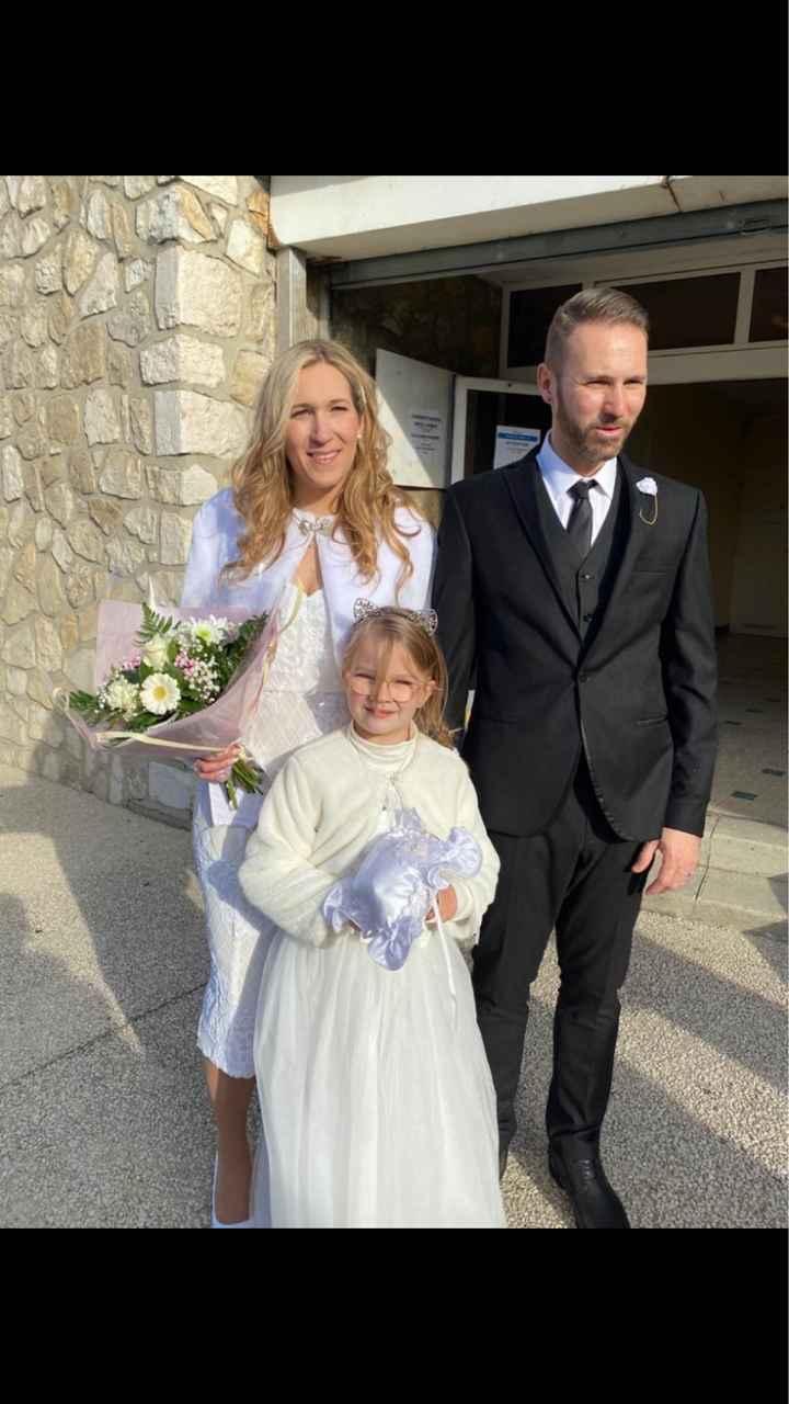 Nous nous marions le 9 Janvier 2021 - Bouches-du-rhône - 5