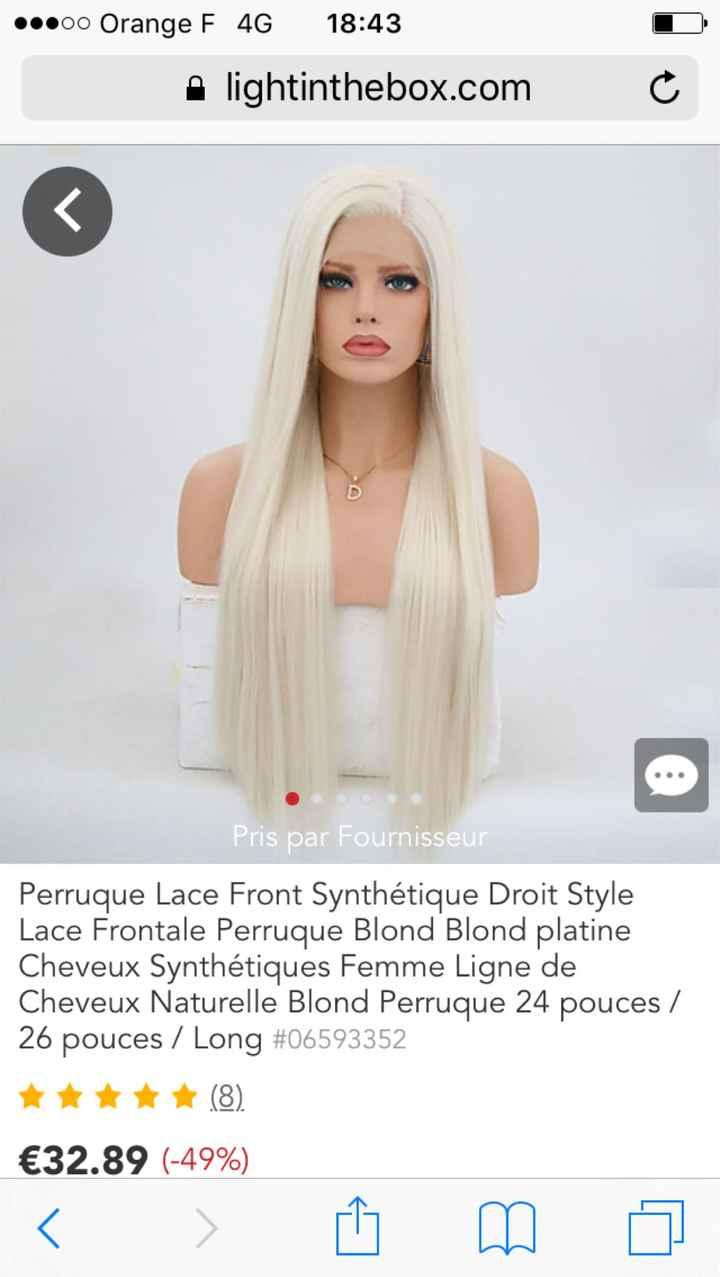 mon blond platine - 1