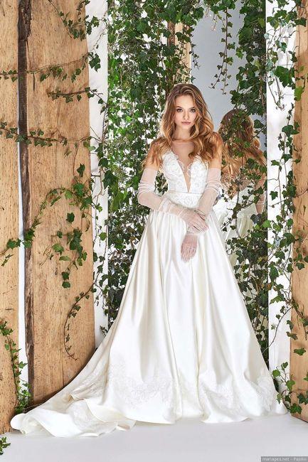 Glamour VS Champêtre : La robe ! 1