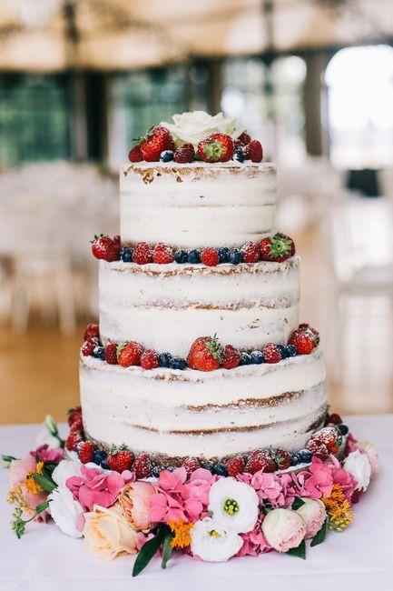 Glamour VS Champêtre : Le gâteau ! 2
