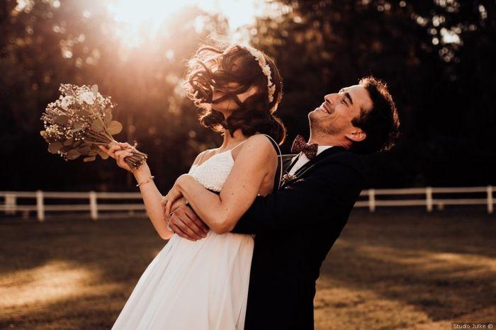 Duel de vrais mariages : VOTEZ ! 1
