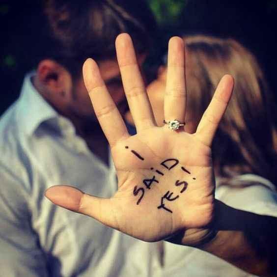 Idées originales pour annoncer vos fiançailles 💍 - 1