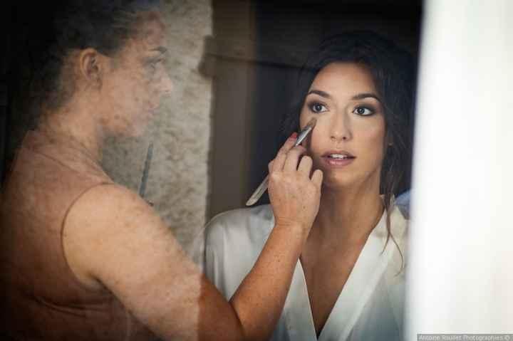 Duel Make-up : VOTEZ ! - 1