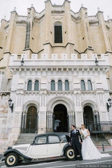 Le transport suivant ta date de mariage 🚲 4