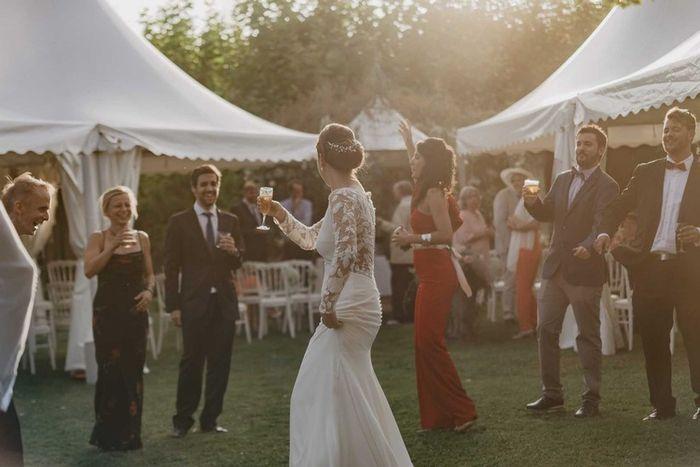 Le cocktail de bienvenue suivant ta date de mariage 🍷 1