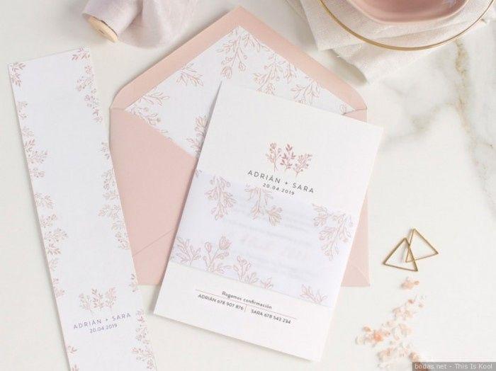 Ton mariage avec classe... Les invitations 💌 1