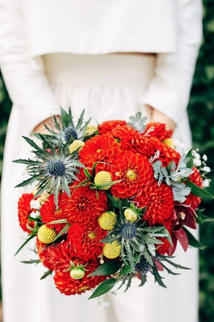 Ton mariage avec classe... Le bouquet de fleur 💐 1