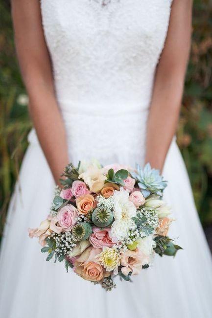 Ton mariage avec classe... Le bouquet de fleur 💐 2