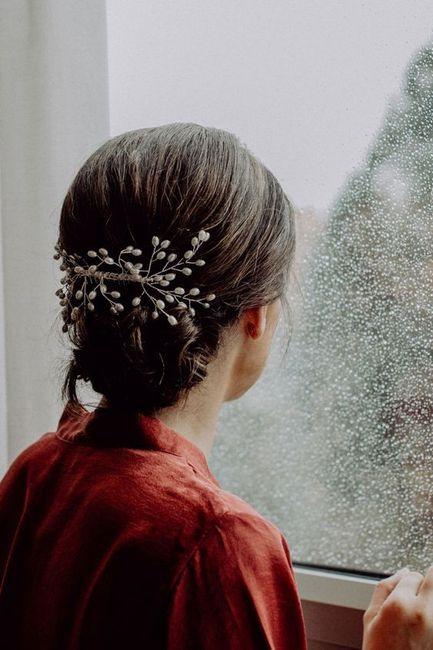 Le look de mes rêves # Un bijou de tête 💎 1