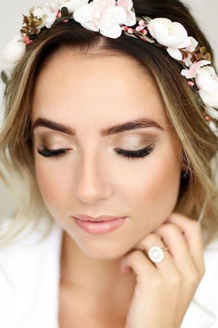 Le look de mes rêves # Un maquillage discret 💄 1