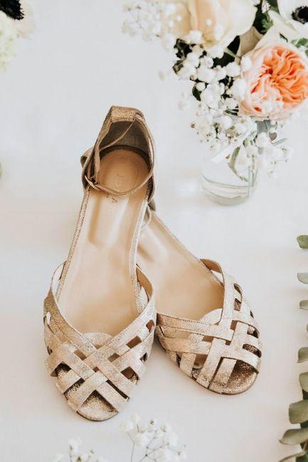 Chaussures à talons VS Chaussures plates 2