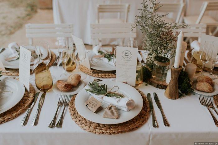 Quel plat est indispensable au menu de votre mariage ? 🍽 1