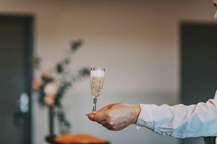 De l'alcool à votre mariage ?! 🤔 1