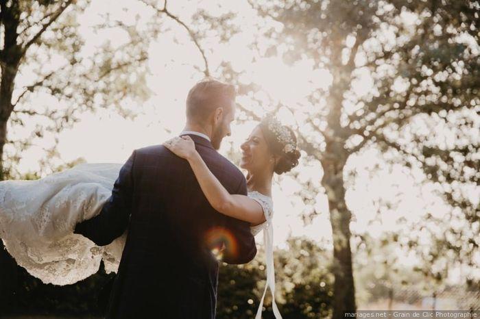 Quand as-tu eu ta demande en mariage ? 💍 1