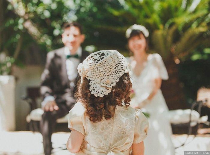 Combien d'enfants auras-tu à ton mariage ? 👦 1