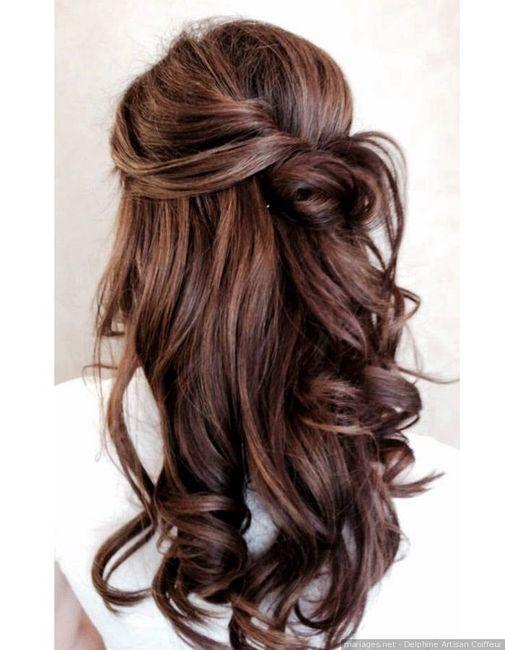 Cheveux frisés ou lisses ? 🙆♀ 1