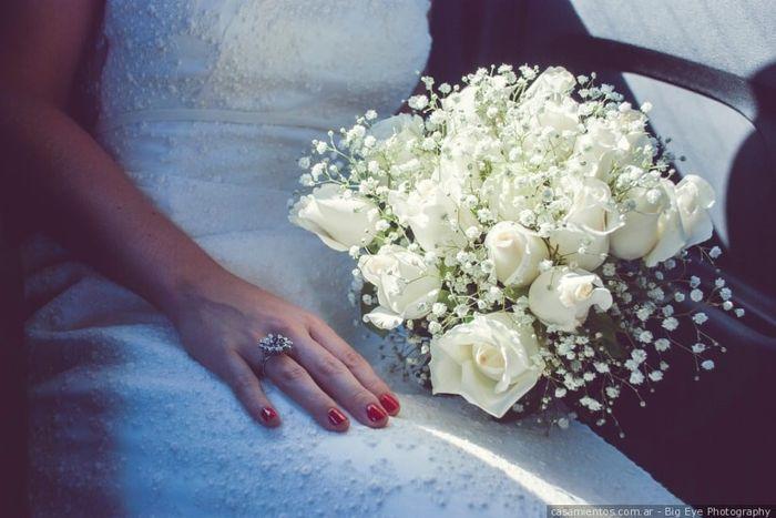 2 styles - 1 mariée : La bague de fiançailles 1