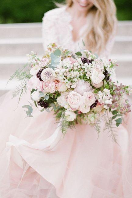 Mon bouquet rose 🌷 2