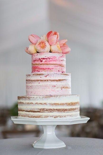 Mon gâteau rose 🍰 2
