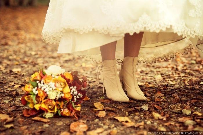 Un vent d'Automne sur ton mariage 🍂 1