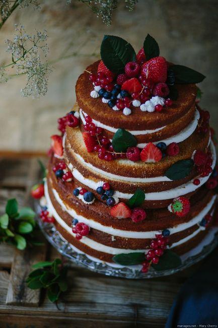 Le Gâteau : Total Blanc ou Full Couleur ? 🍰 2
