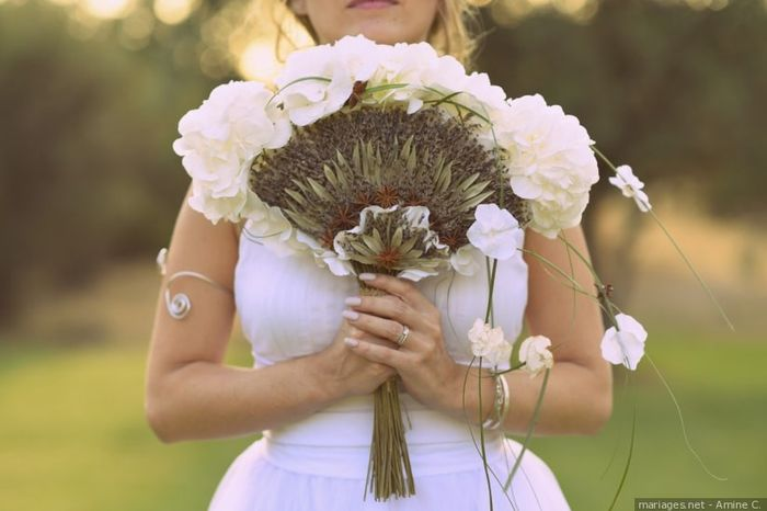Le Bouquet: Total Blanc ou Full Couleur ?💐 1