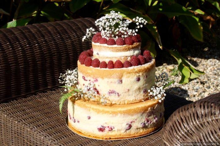 3 styles/3 admins : Le gâteau  ✨ 1