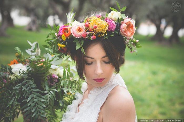 Ton accessoire fleuri  🌼 4