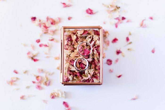 Ton porte alliance fleuri  🍀 4